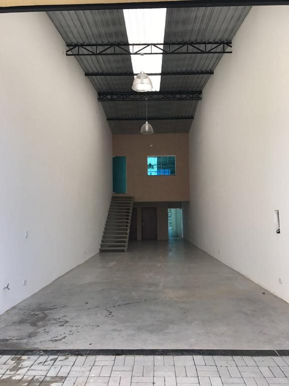 Galpão comercial à venda, Vila Camilópolis, Santo André.
