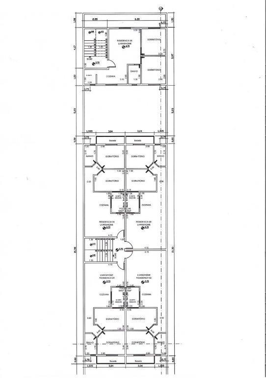 Vila Alzira Apartamento Vila Alzira, Santo André (ap2431)