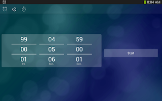 Screenshot of Alarm Clock Xtreme & Timer
