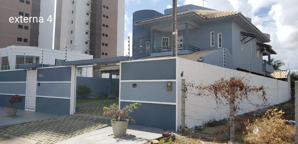 Casa Residencial à venda, Intermares, Cabedelo - CA1476.