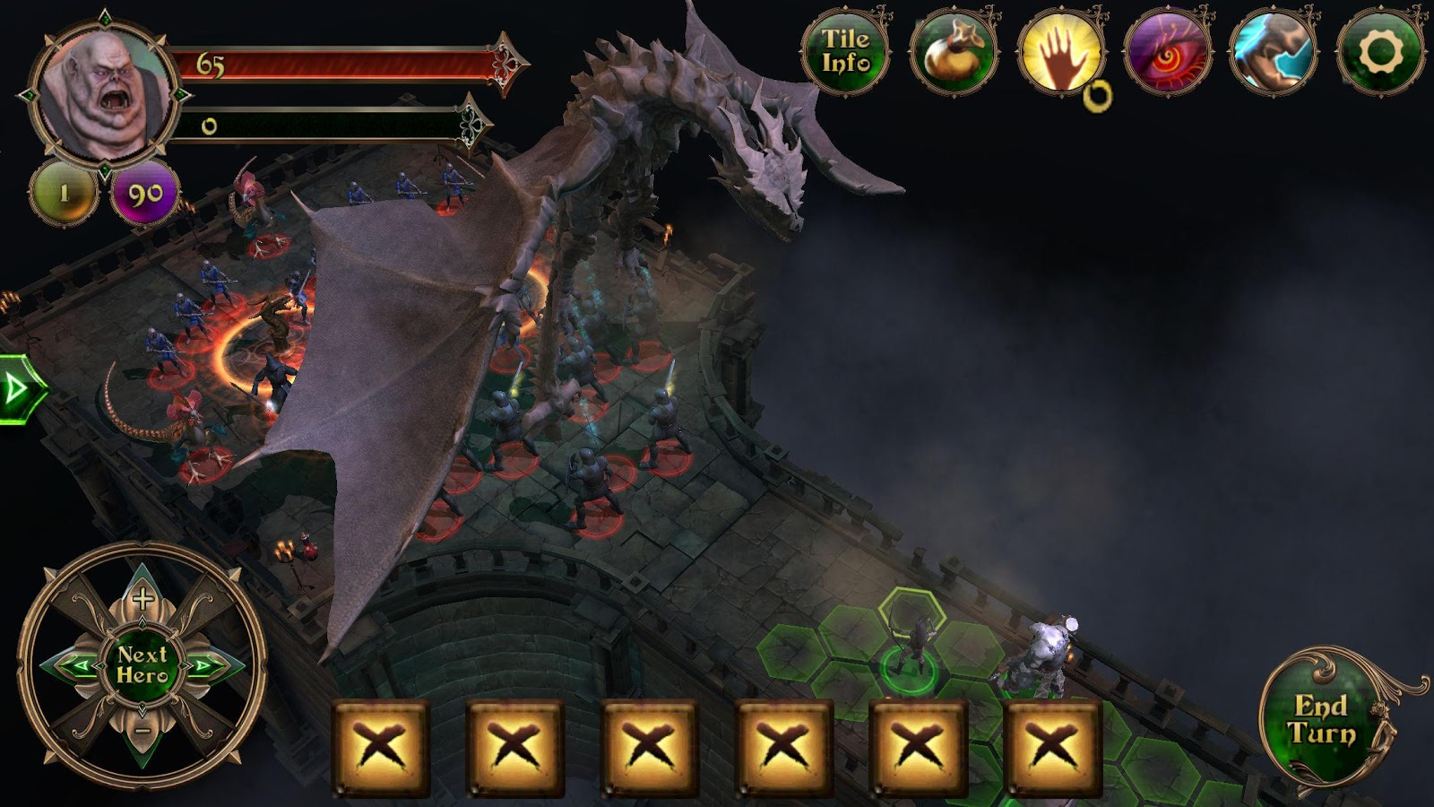 Demon's Rise 2 Screenshot 1