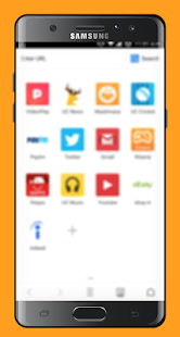 App Guide for UC Browser 2017 APK for Windows Phone