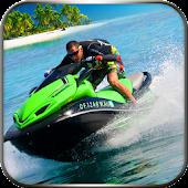 Game Water Power Boat Racing 3D: Jet Ski Speed Stunts APK for Windows Phone