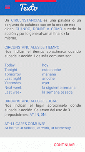 Apprende Inglés - screenshot