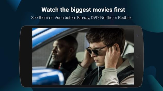 Vudu Movies & TV APK screenshot thumbnail 4