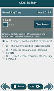 PL CTAL-TA iSQI Exam - screenshot