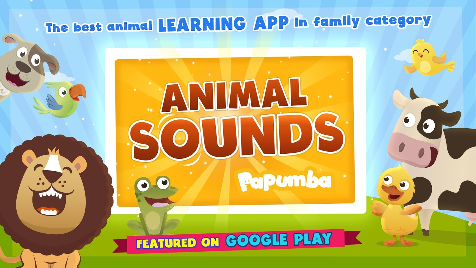 Animal Sounds Screenshot 0