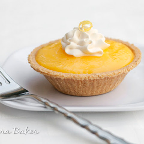 No Bake Mini Lemon Cream Cheese Pies and Thanksgiving Recipe Ideas
