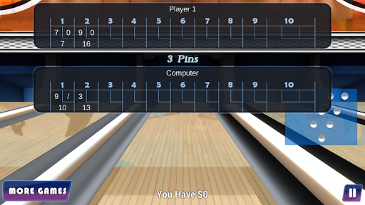 Bowling Pro Extreme - screenshot