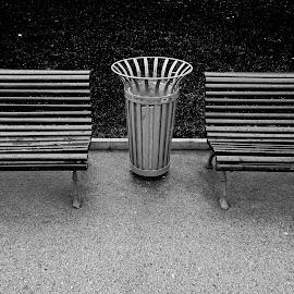 by Estislav Ploshtakov - Black & White Objects & Still Life