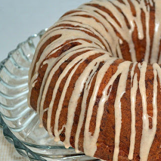 Southern Sweet Potato Peach Cake
