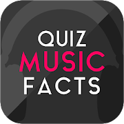 Music Facts Quiz - Free Music Trivia Game 1.1.1 Icon