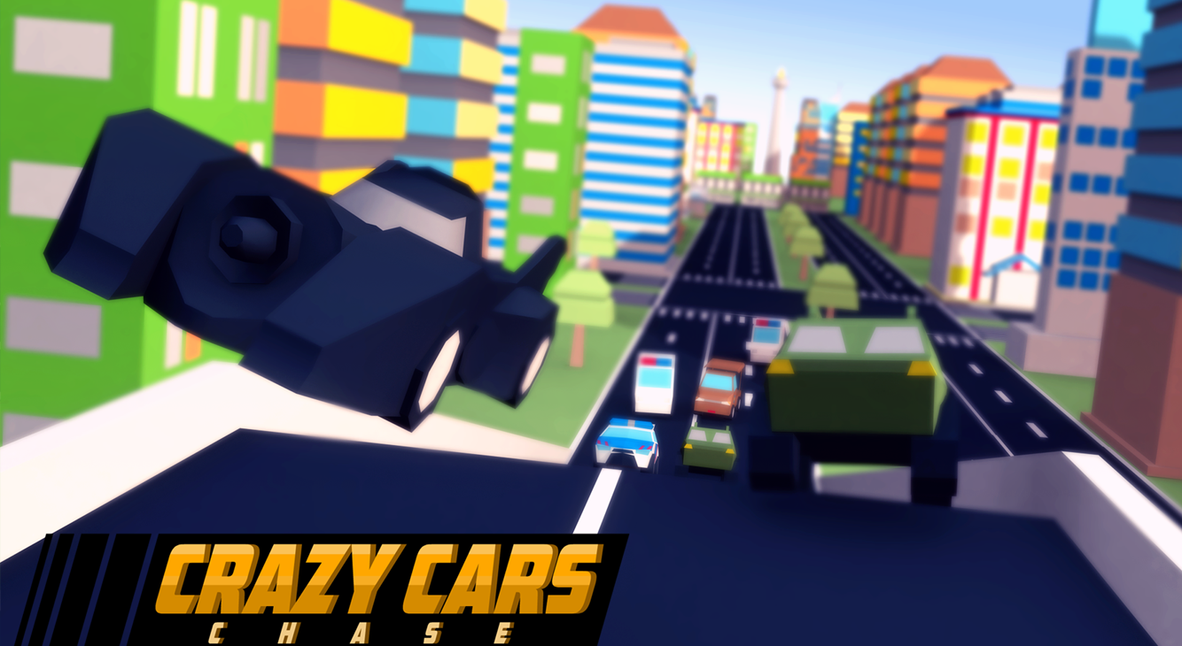 Crazy Cars Chase Screenshot 15
