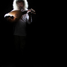 shadow by Andi Topiczer - People Portraits of Men ( lute, shadow, szekely nicolae, light, portrait,  )