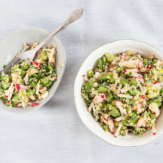 Sugar Snap Pea And Mint Salad Recipes