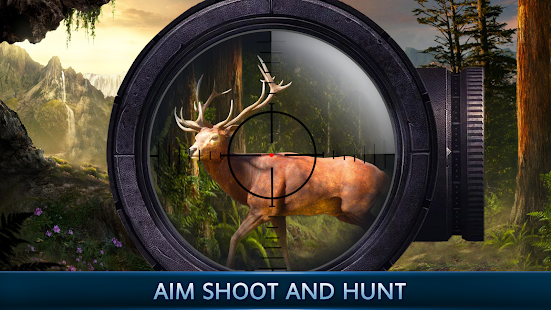 Animal Sniper Deer Hunting