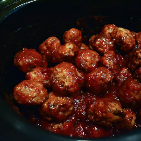 Crock-Pot Cocktail Meatballs