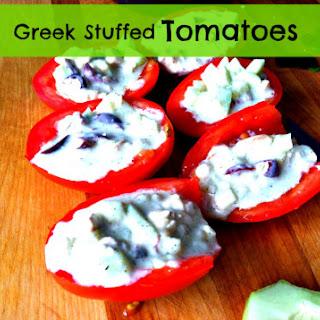 Stuffed Tomatoes Greek Style Recipes