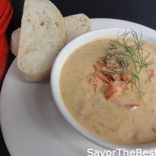 Alaskan Smoked Salmon Recipes
