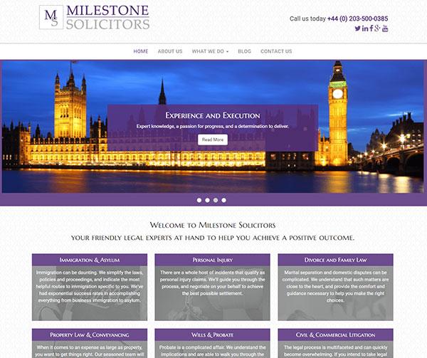 Milestone Solicitors