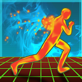 Game Neon Runner: Parkour Game APK for Kindle