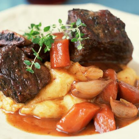 Save Time With This Make-Ahead Beef Short Ribs