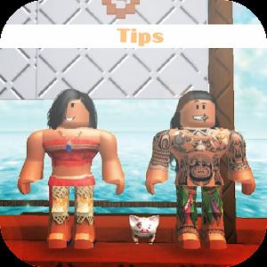 Neue ROBLOX MOANA ISLAND Leben Online Disney Tipps android spiele download