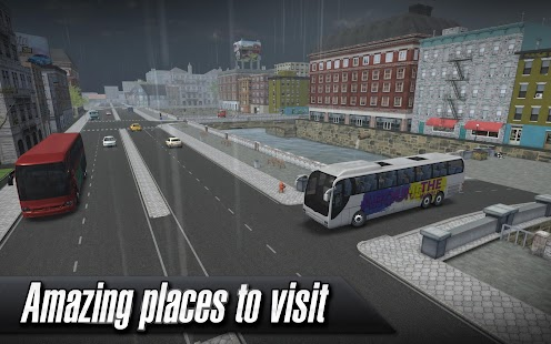 Coach Bus Simulator (Mod Money)