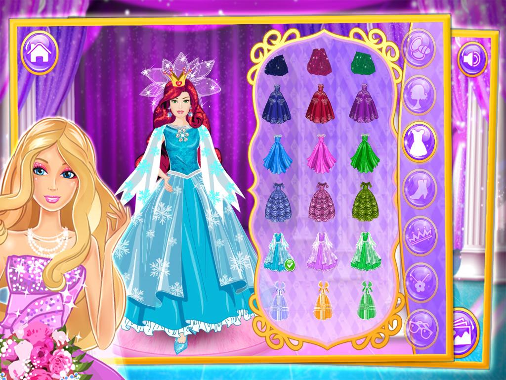Beautiful Bride Dressup Screenshot