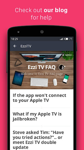 Universal Smart Remote Ezzi TV screenshot 7