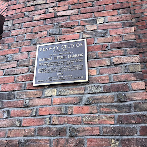 Fenway Studios is one a few buildings in the United States designed from artists' specifications that is still in use by artists' today.
