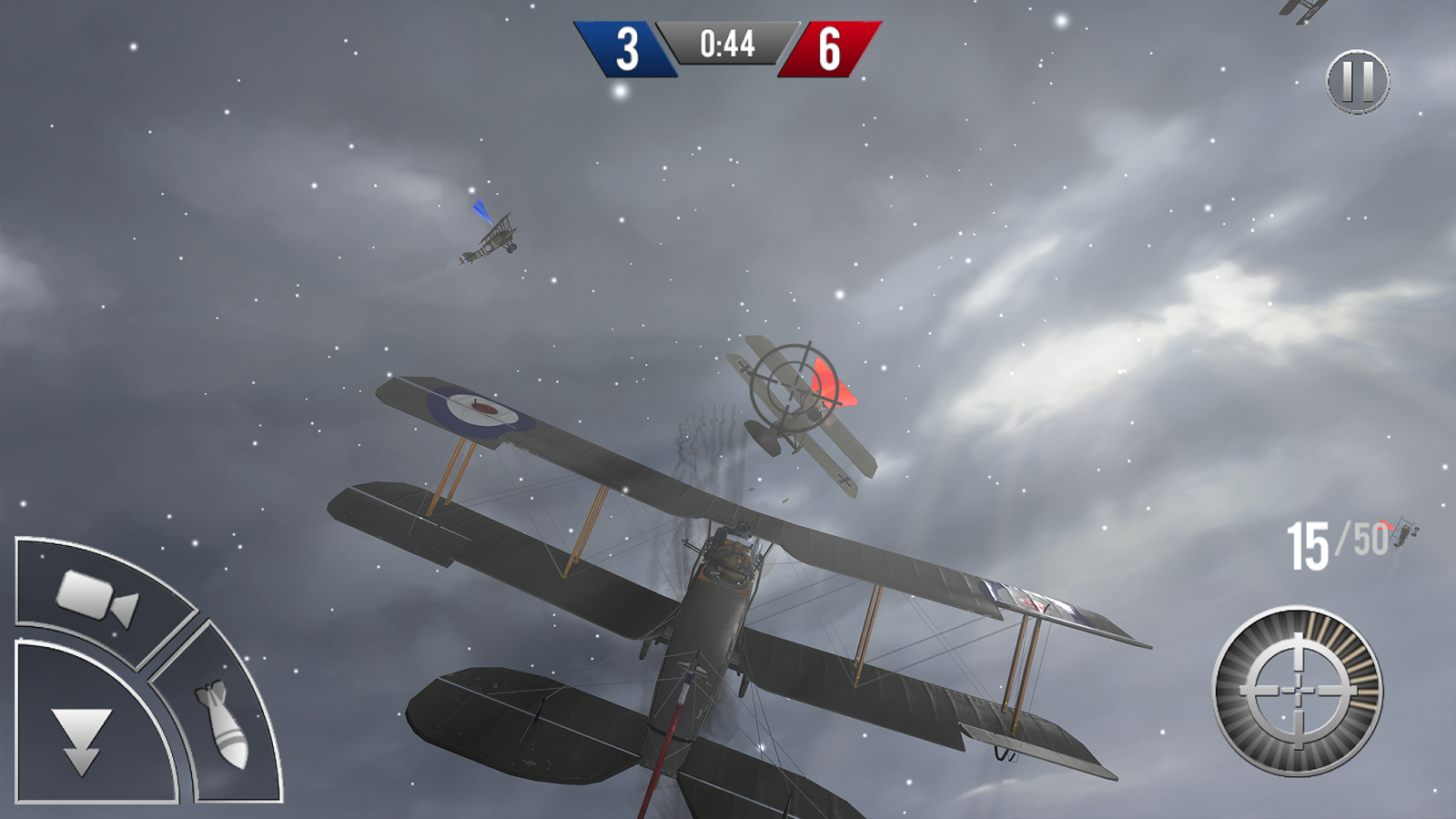 Ace Academy: Black Flight Screenshot 4