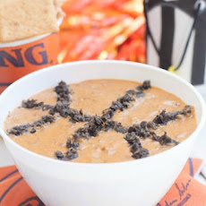 Easy Game Day Chili Cheese Dip