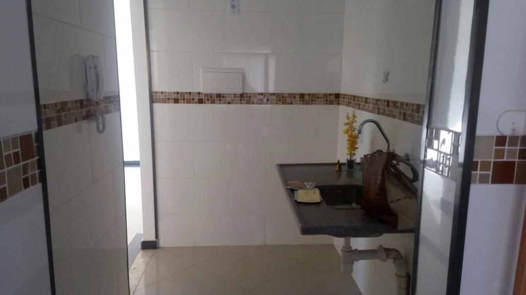 Apartamento Padrão à venda, Parque São Lourenço, São Paulo