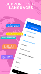 Free Emoji keyboard - Cute Emoticons, GIF, Stickers APK for Windows 8