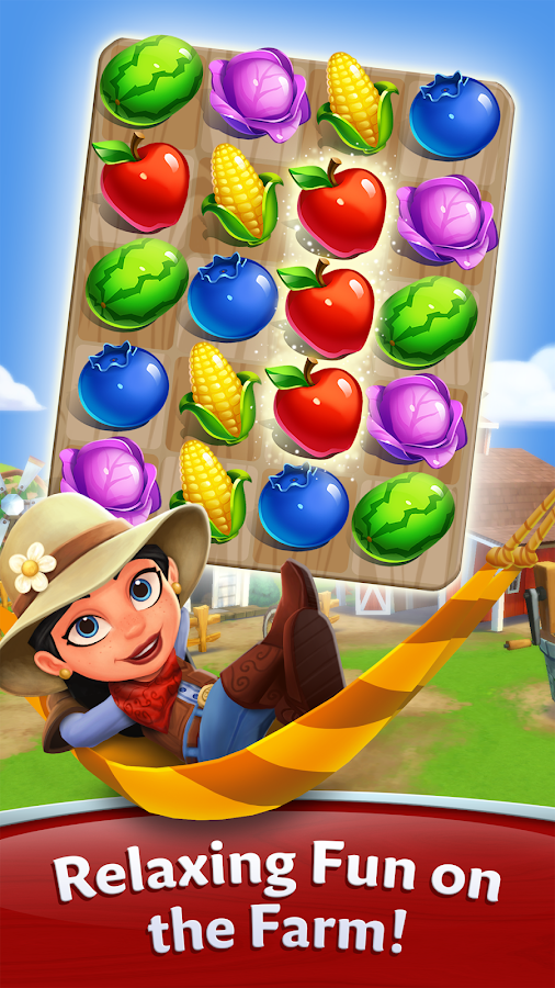 FarmVille: Harvest Swap Screenshot 0