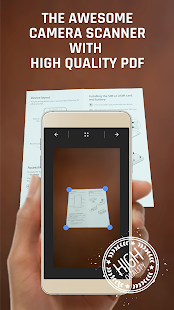 Easy Scanner Pro screenshot for Android