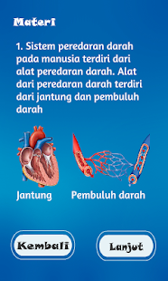 Peredaran Darah Manusia - screenshot