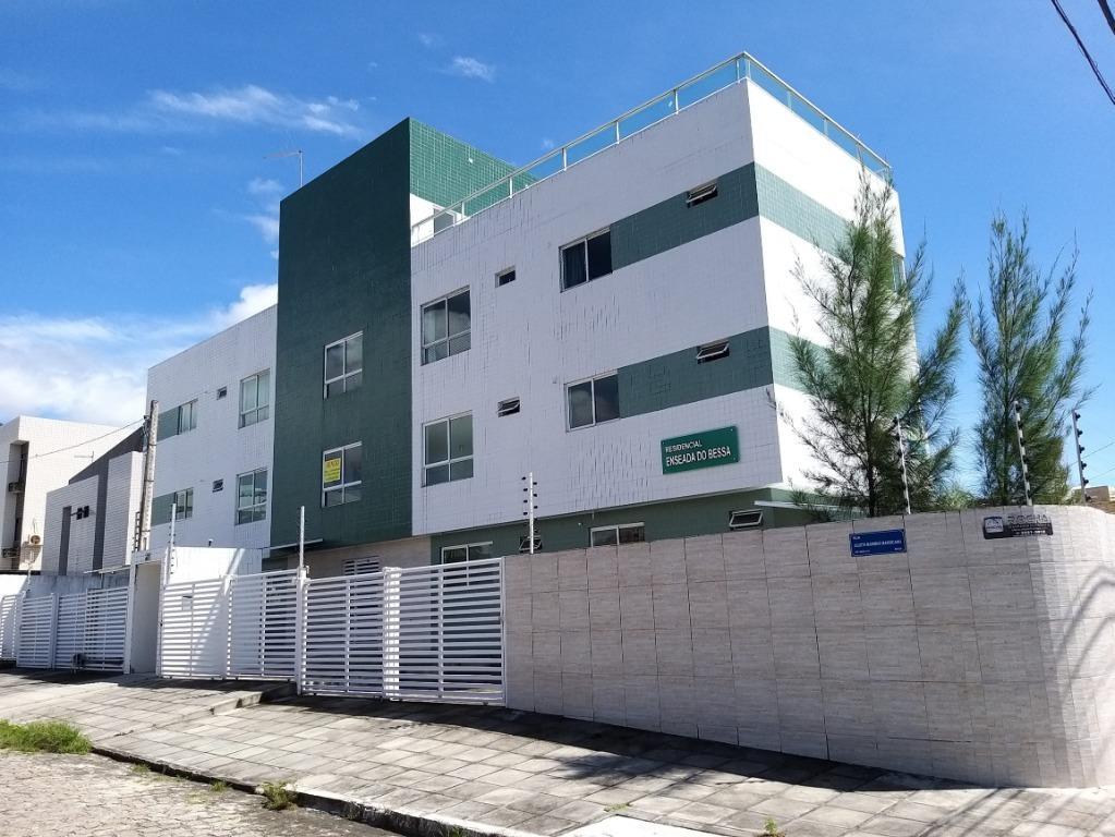 Apartamento com 2 dormitórios à venda, 114 m² por R$ 225.000,00 - Bessa - João Pessoa/PB
