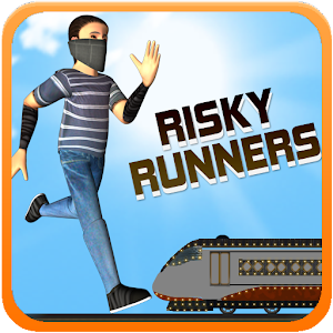 Risky Runners Game APK