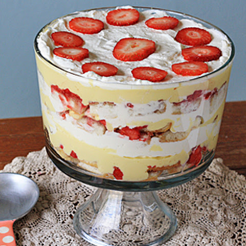 Raspberry And Sherry Trifle Recipes | Yummly