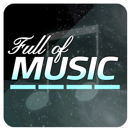 Full of Music1-MP3 Rhythm Game (game)