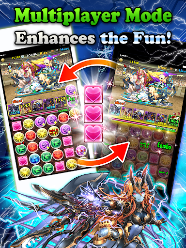 Puzzle & Dragons screenshot 7