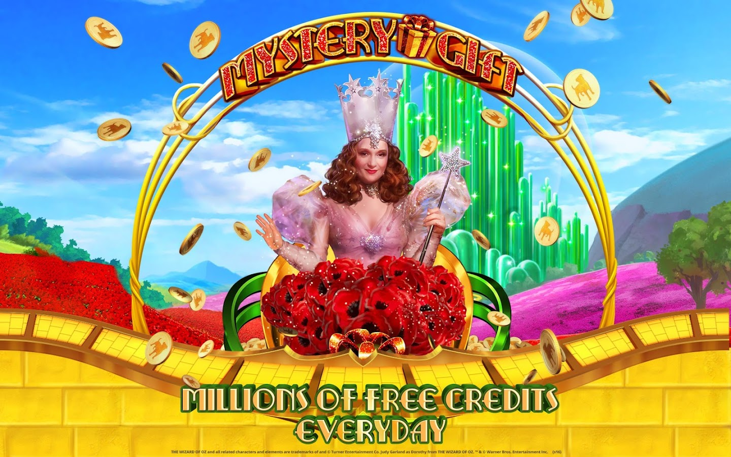 Wizard of Oz Free Slots Casino Screenshot 8