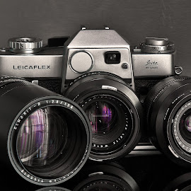 a photographer's nostalgia... by Almas Bavcic - Products & Objects Technology Objects