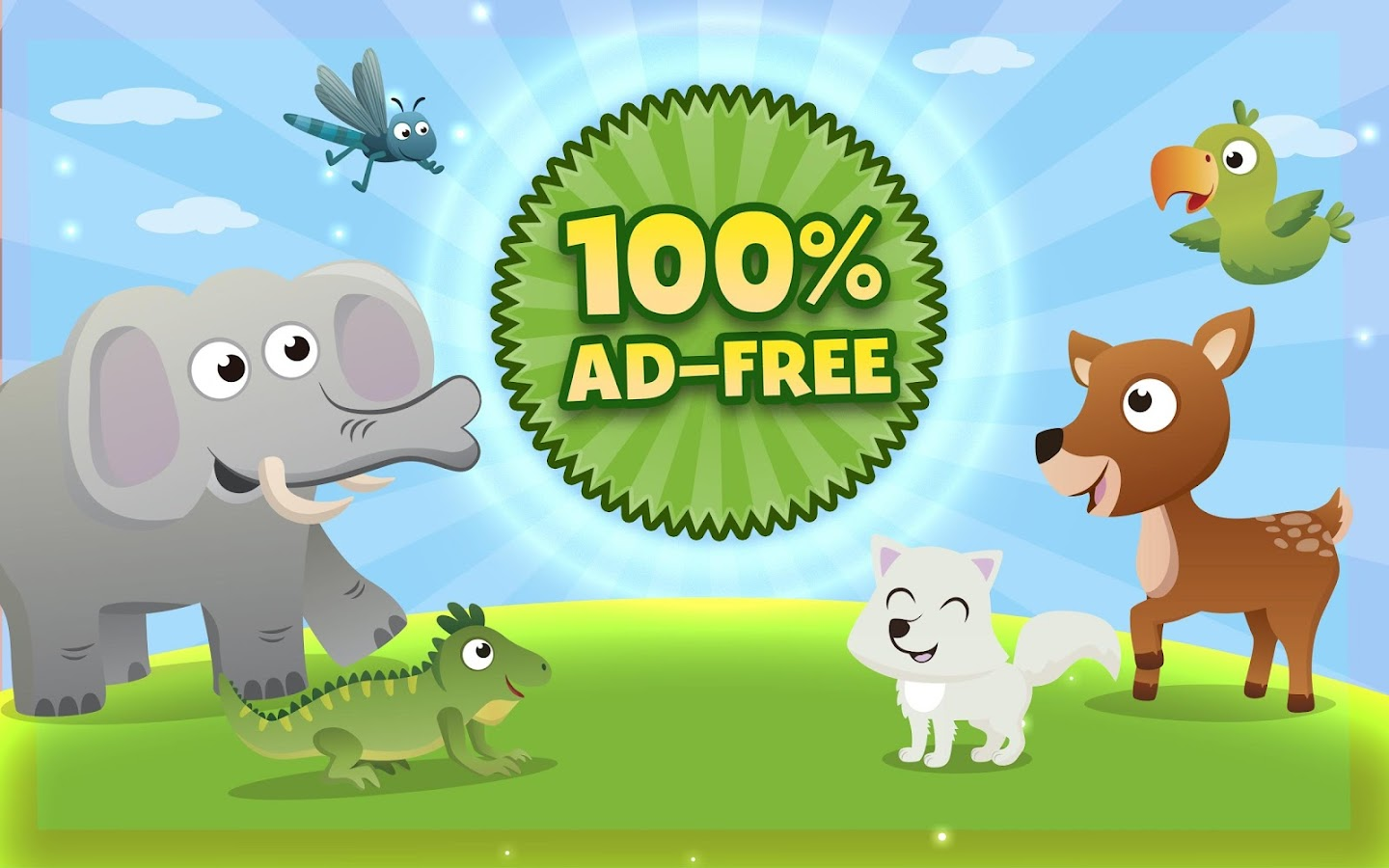 Animal Sounds Screenshot 10