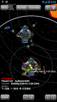 Screenshot of Space: Uncharted (MMO RTS)