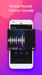 Magic Recorder-Smart for Music, Audio & Voice Memo for pc