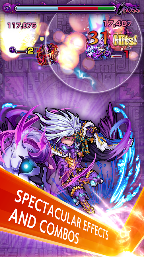 Monster Strike Screenshot 7