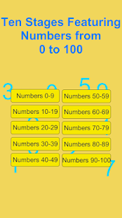 Learn Numbers 0 to 100 - screenshot